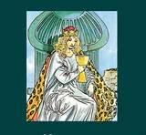 Queen of Cups from Spiritual Mechanics of Diabetes blog