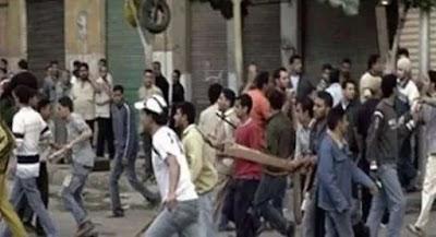 إصابة 4 أشخاص في مشاجرة في طما بسوهاج