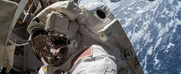 Astronotlar nasıl eğitiliyor?