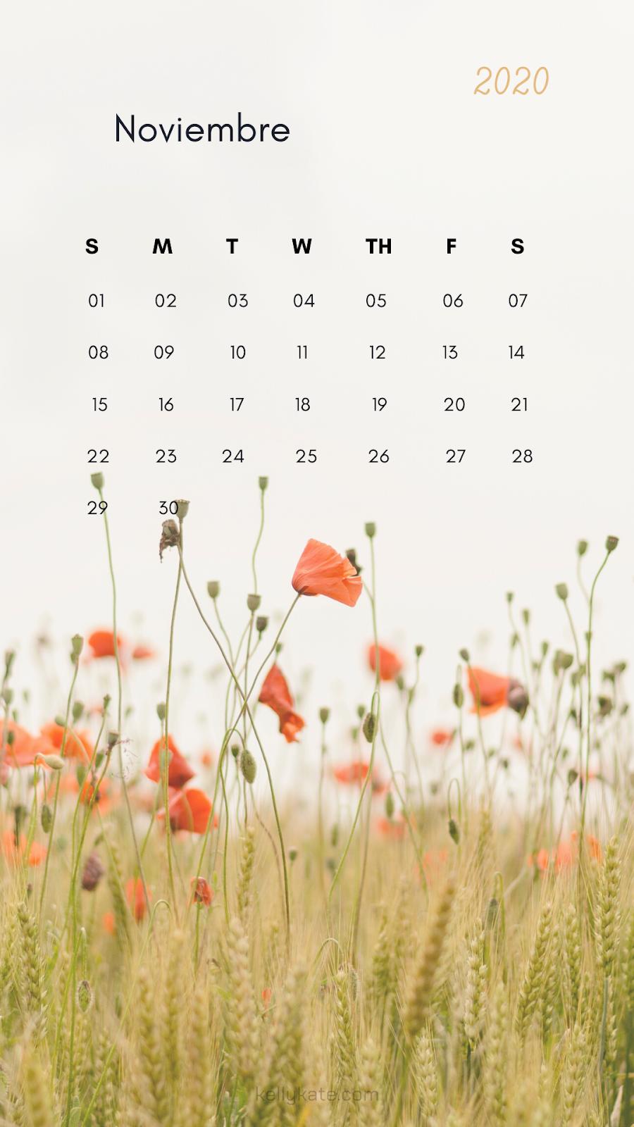 #calendar wallpaper