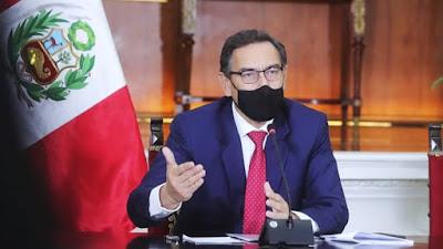 Presidente Vizcarra pide a América del Sur asumir el liderazgo con la vacuna del Covid-19