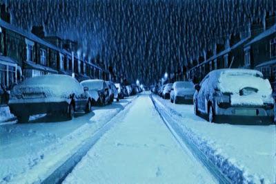 Gubah#3: Medan Dituruni Salju
