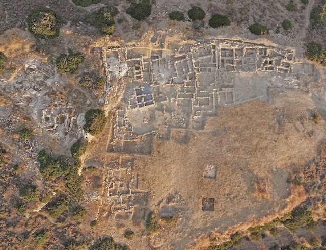 16th season at Early Minoan cemetery at Petras in Siteia concluded