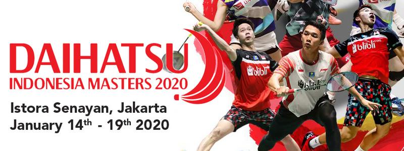 Badminton Indonesia Masters 2020
