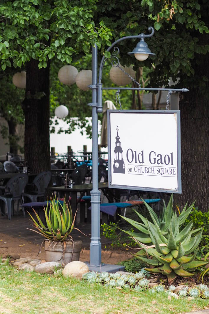 The Old Gaol restaurant, Swellendam, South Africa