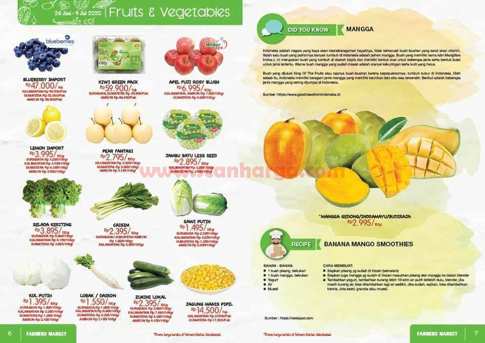 Katalog Promo Farmers Market Terbaru 26 Juni - 9 Juli 2020 4