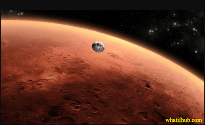 Mars. The Red Planet. Our Neighbour and maybe our future home. Space Rovers Opportunity and Spirit have already given us some hints about the fourth planet from the sun, but do we need to go there and experience it for ourselves? Should We Go To Mars?