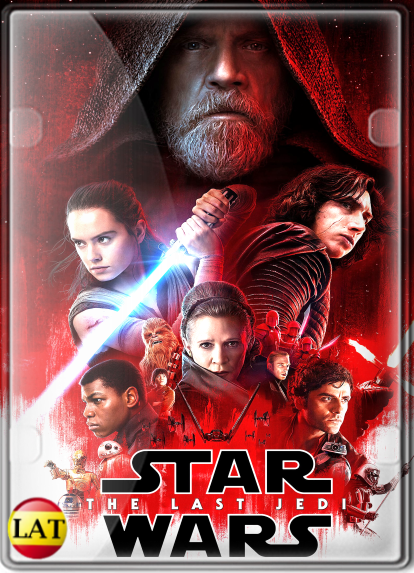 Star Wars: Episodio VIII – Los Ultimos Jedi (2017) DVDRIP LATINO