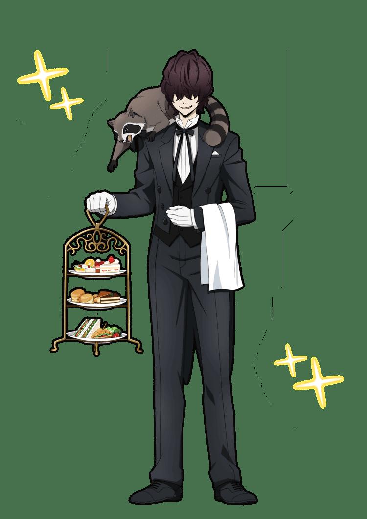 Edgar Allan Poe (Bungou Stray Dogs)