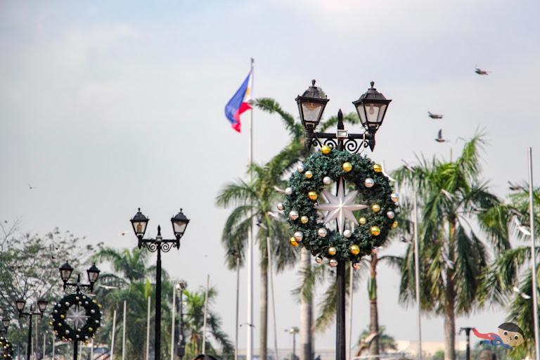 Rizal Park's Majestic View
