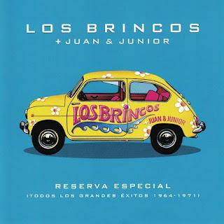 Los Brincos: Reserva Especial: Todos los Grandes Éxitos 1964-1971