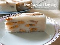 Resep Kue Nagasari Loyang