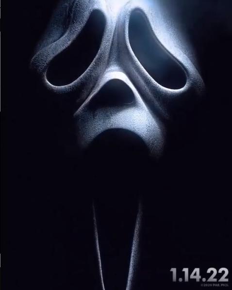 ¡Hoy comienza el rodaje de 'Scream 5'!