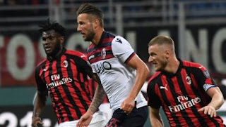 AC Milan vs Bologna 2-1 Video Gol Highlights
