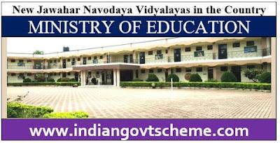 Jawahar Navodaya Vidyalayas