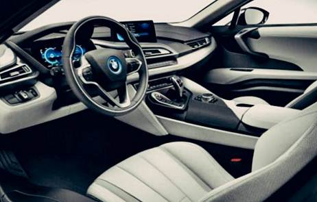 2017 BMW i9 Concept And Specs