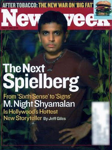 newsweek called it way back in 2002