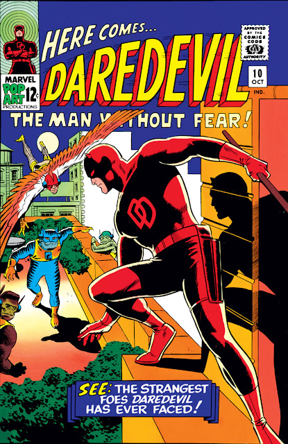 I primi 10 nemici di Daredevil (Marvel Story)