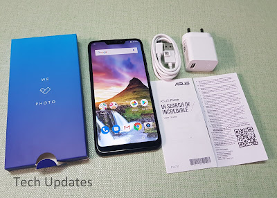 Asus Zenfone Max M2 First Look & Photo Gallery