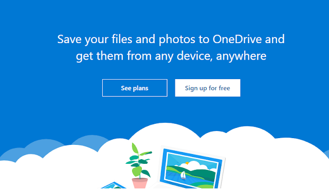 Store Your Photos in Microsoft OneDrive