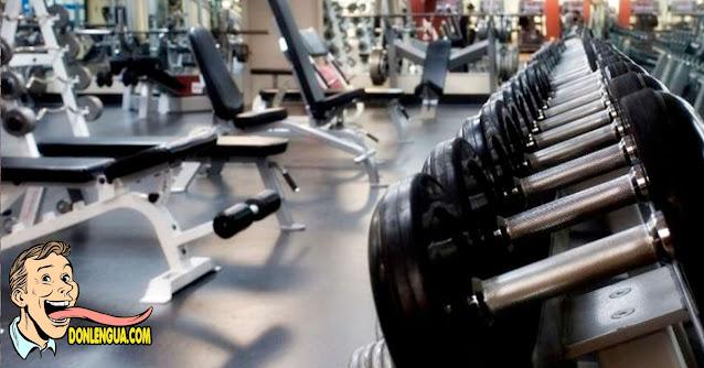 18 personas encarceladas por hacer ejercicios juntos en un gimnasio de Trujillo
