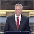 NYC Mayor Bill de Blasio discusses the COVID-19 pandemic