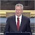 NYC Mayor Bill de Blasio discusses the COVID-19 pandemic