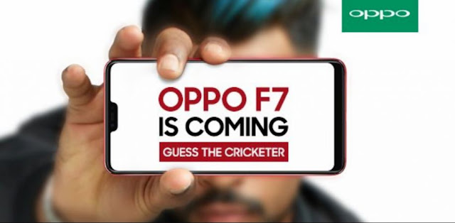 Oppo F7 with iPhone X-like display notch coming soon to India: Oppo F7 Specifications