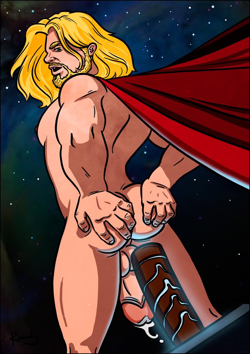 porn Thor gay