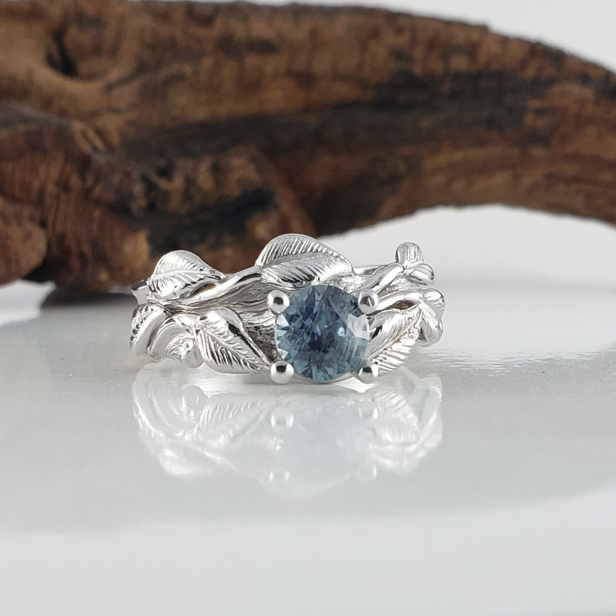 DV Jewels Clear Quartz Ring