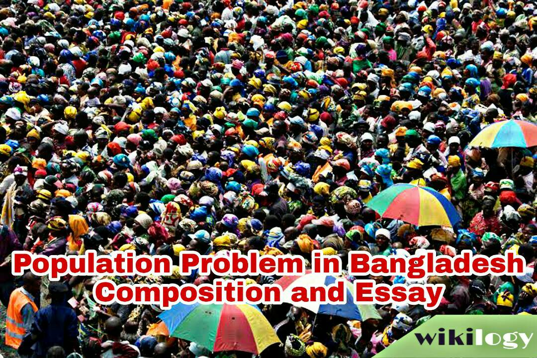 Population Problem in Bangladesh Composition and Essay