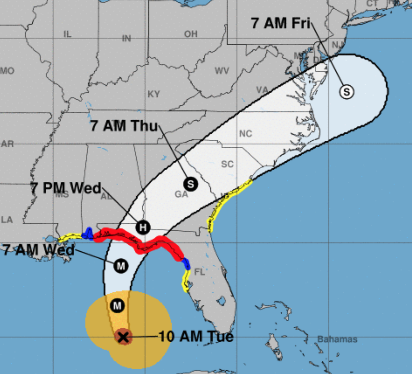MSE Creative Consulting Blog: 9:53am CDT Update on Michael