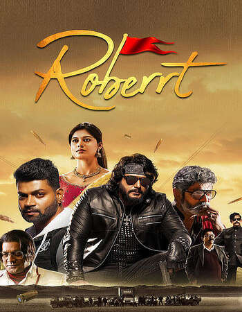 Roberrt (2021) HDRip Dual Audio[Hindi ORG – kannada] Movie Download - KatmovieHD