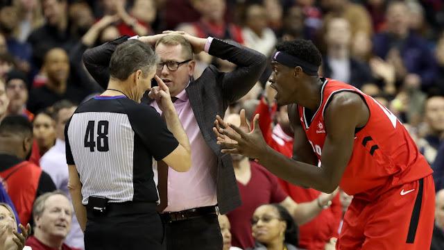 NBA 球迷必備的籃球詞彙 (場地及規則篇) - 犯規及違例