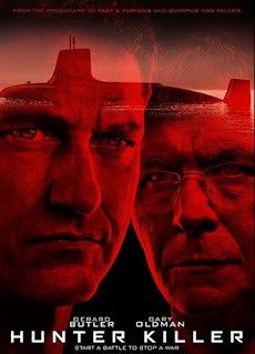 Hunter Killer 2018 Movie Free Download HD Online