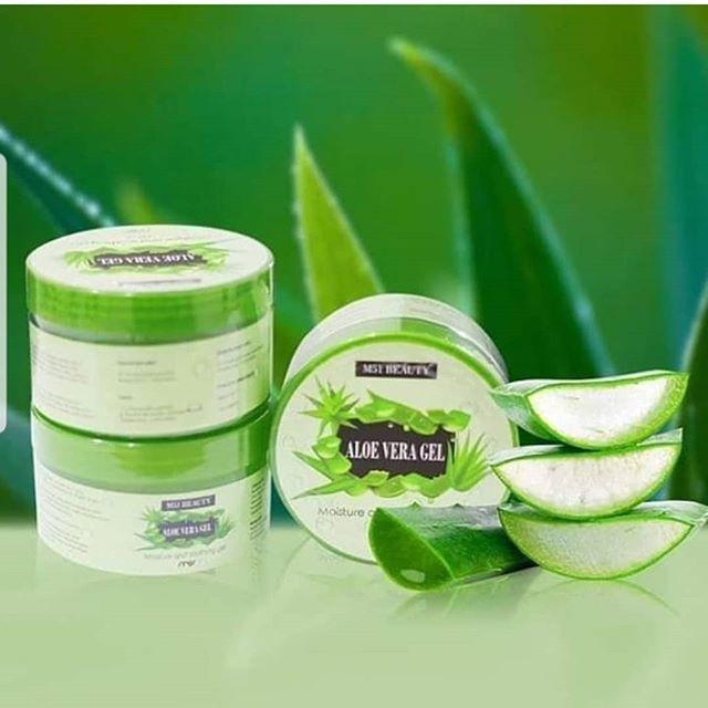 Obat herbal aloe vera gel