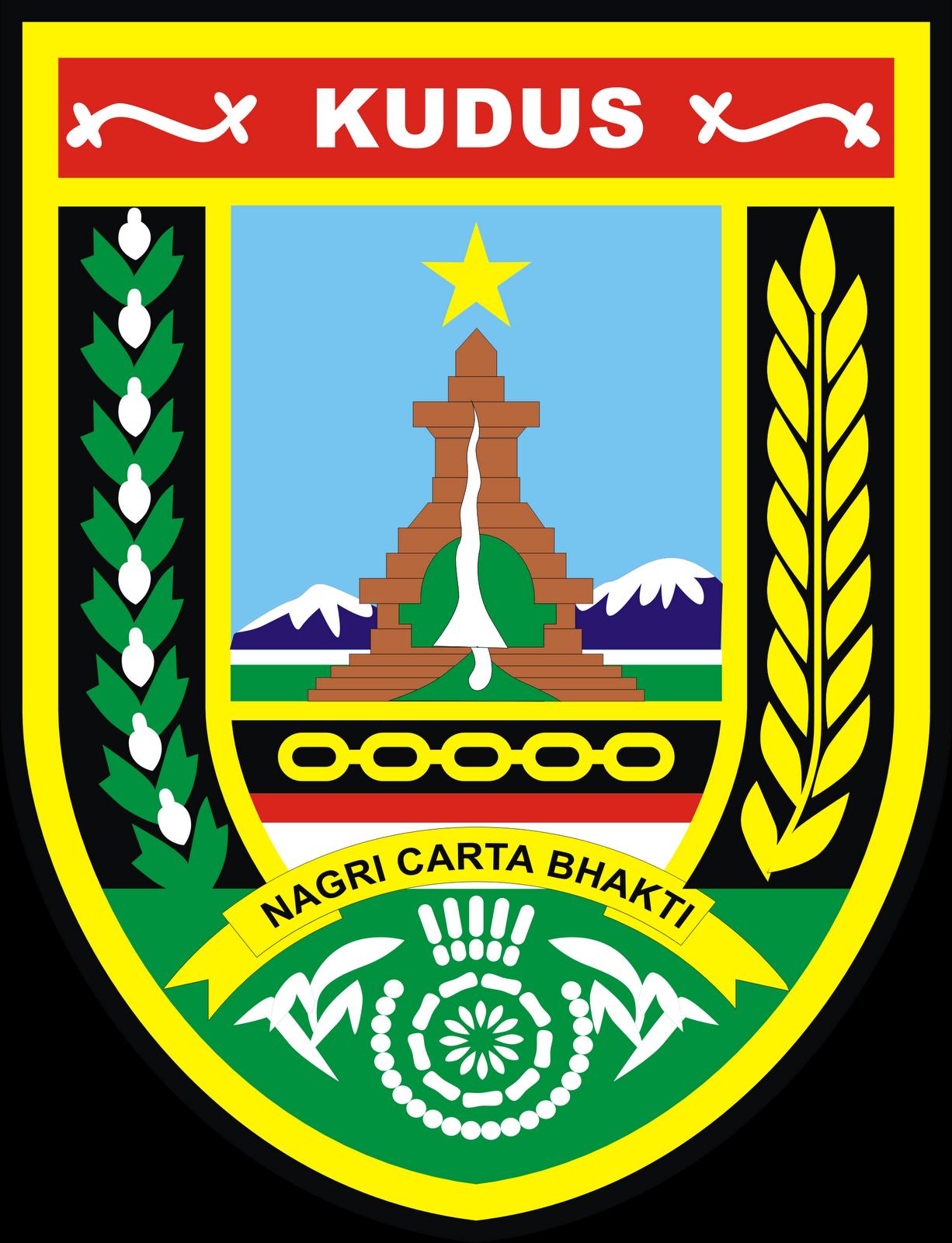 Logo Kabupaten Kudus Ardi La Madi S Blog