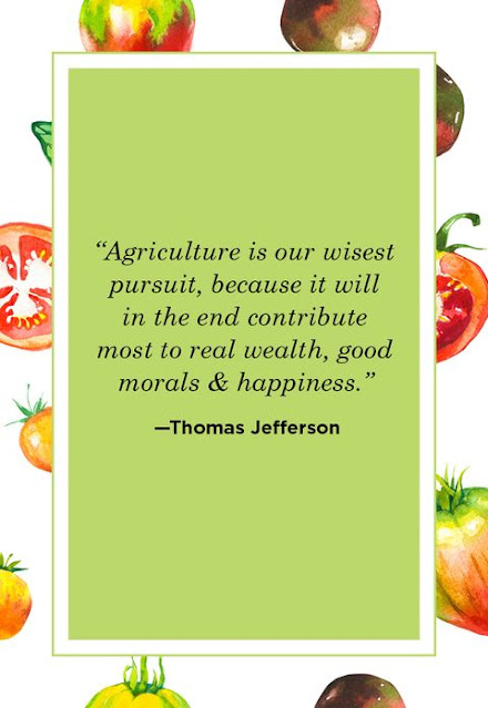 Agriculture Is Our Wisest Pursuit Because It Will