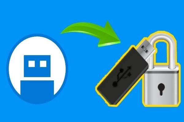 أداة غير معروفة لجعل الملفات الخاصة بك في مفتاح USB غير مرئية و محمية بكلمة سر مجانا