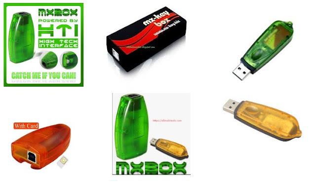 Box flashing untuk Nokia Mobile Ex.