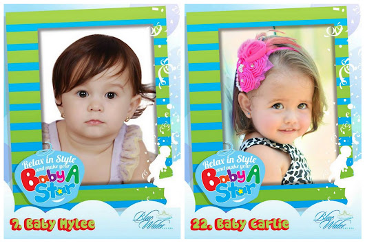 Royal-like Babies | Search for BlueWater Spa Baby Models