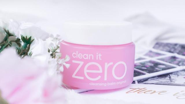 REVIEW BANILA CO CLEANSING BALM - CLEAN IT ZERO