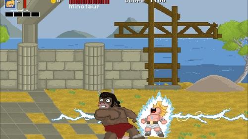 Zeus Begins Gameplay