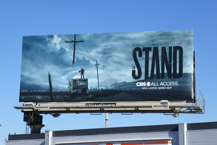 Stand series launch billboard
