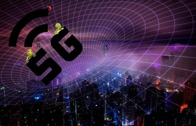 A média da velocidade do 5G será de 575 megabits por segundo, ou 13 vezes mais rápida do que a média da conexão móvel.