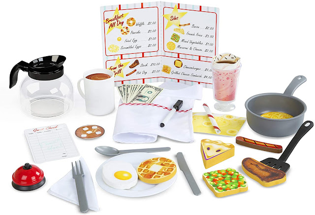 Melissa and Doug Diner Set