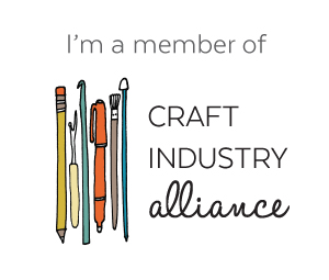 Proud Member of Craft Industry Alliance