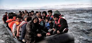 تركيا: أكثر من 2500 مهاجر غير شرعي احتجزوا الأسبوع الماضي
