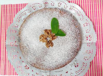 Kuchen de nueces
