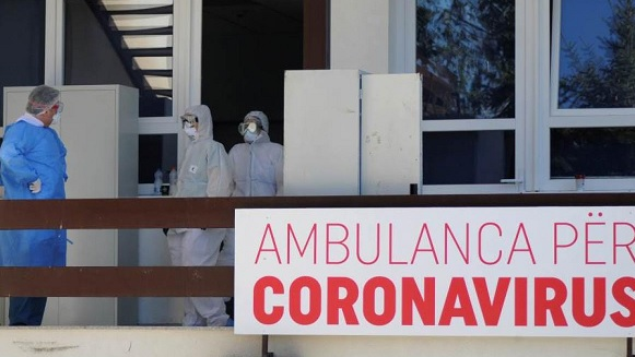 20 COVID-19 dead in Albanian-speaking countries of the Balkans